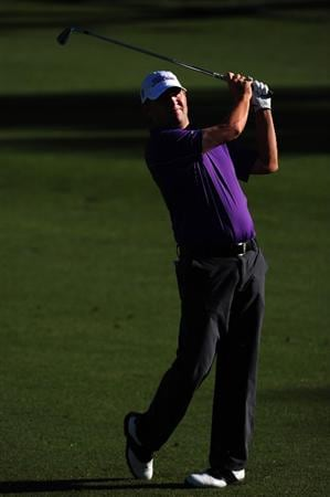 SAN JACINTO, CA - OCTOBER 01:  Jon Mills of Canada during the first round of the 2009 Soboba Classic at The Country Club at Soboba Springs on October 1, 2009 in San Jacinto, California.  (Photo by Robert Laberge/Getty Images)