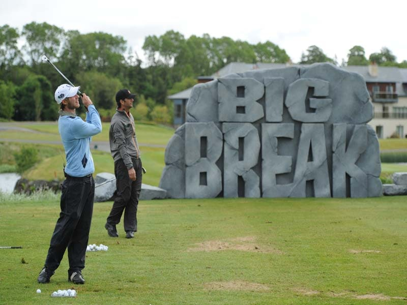 Joe Campbell, Julien Trudeau, Big Break Ireland
