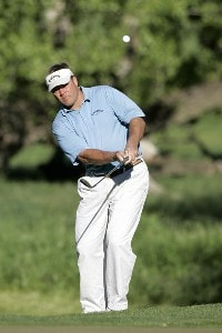 Mike Heinen during the first round of the Livermore Valley Wine Country Championship held at The Course at Wente Vineyards in Livermore, California, on March 22, 2007. Photo by: Stan Badz/PGA TOURPhoto by: Stan Badz/PGA TOUR
