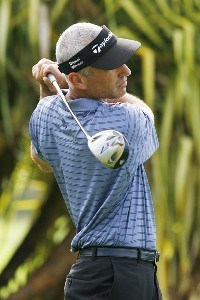 Corey Pavin during the third round of the Mercedes-Benz Championship held on the Plantation Course at Kapalua in Kapalua, Maui, Hawaii, on January 6, 2007. Photo by: Stan Badz/PGA TOURPhoto by: Stan Badz/PGA TOUR