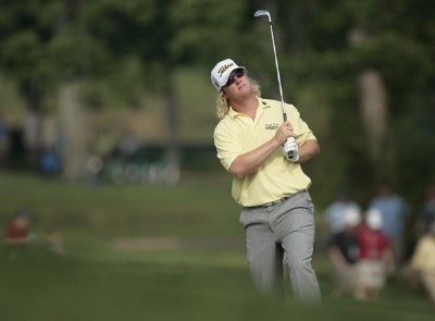 Charley Hoffman during the second round of the Memorial Tournament Presented by Morgan Stanley held at Muirfield Village Golf Club in Dublin, Ohio, on June 1, 2007. Photo by: Chris Condon/PGA TOURPhoto by: Chris Condon/PGA TOUR
