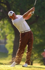 Harrison Frazar during the second round of the Bank of America Colonial held at the Colonial Country Club on Tuesday, May 19, 2006 in Ft. Worth, TexasPhoto by Marc Feldman/WireImage.com