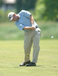 Ryan Armour in action during the first round of the Nationwide Tour 2006 LaSalle Bank Open at the The Glen Club in Glenview, Illinois on June 8, 2006.Photo by Steve Grayson/WireImage.com