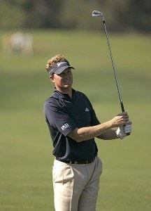 Tim Petrovic during a practice round for THE PLAYERS Championship held at the TPC Stadium Course in Ponte Vedra Beach, Florida on Wednesday, March 22, 2006.Photo by Michael Cohen/WireImage.com