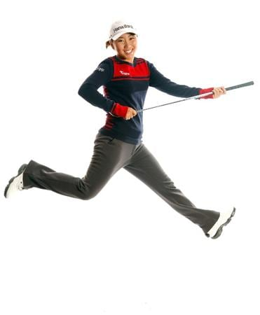 CITY OF INDUSTRY, CA - MARCH 22:  In-Kyung Kim of South Korea poses for a portrait on March 22, 2011 at the Industry Hills Golf Club in the City of Industry, California.  (Photo by Jonathan Ferrey/Getty Images)