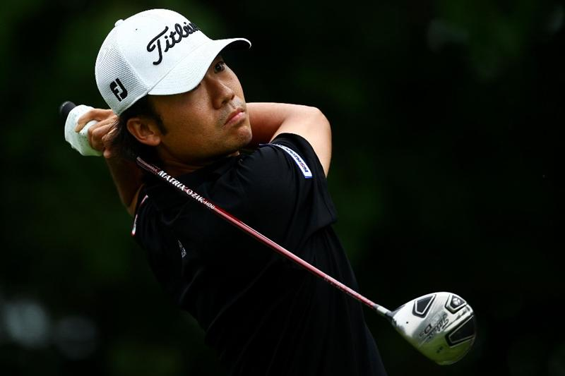 OAKVILLE, ONTARIO, CANADA - JULY 25: Kevin Na plays off the 10th tee during round two of the RBC Canadian Open at Glen Abbey Golf Club on July 25, 2009 in Oakville, Ontario, Canada.  (Photo by Chris McGrath/Getty Images)