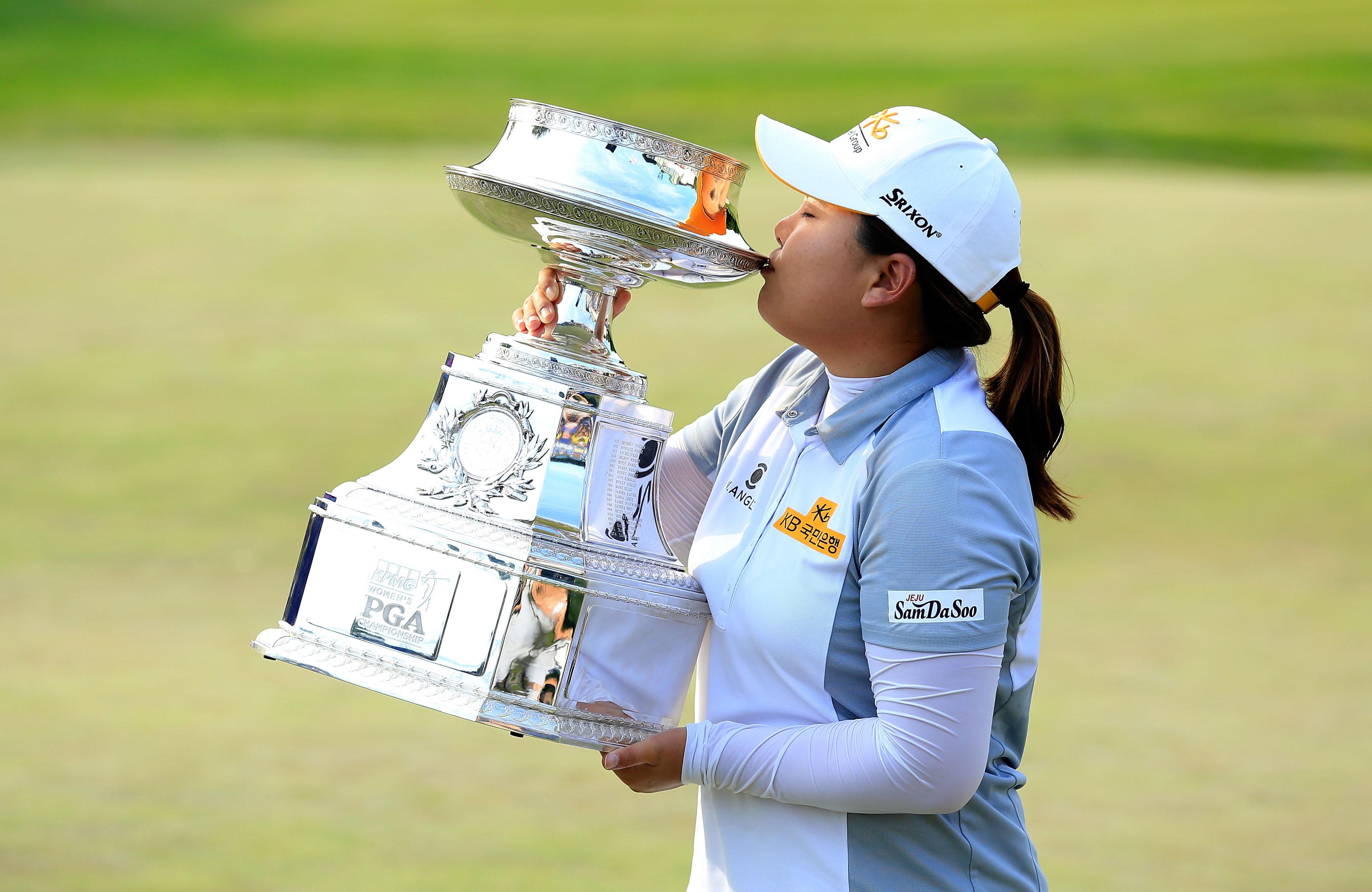 KPMG Women's PGA Championship: Inbee Park