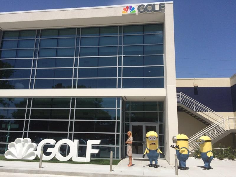 Minion Mayhem Hits Golf Channel