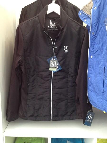 Ladies black jacket: £75.00