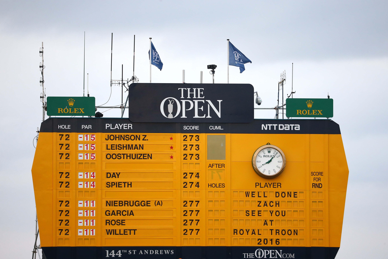 144th Open Championship