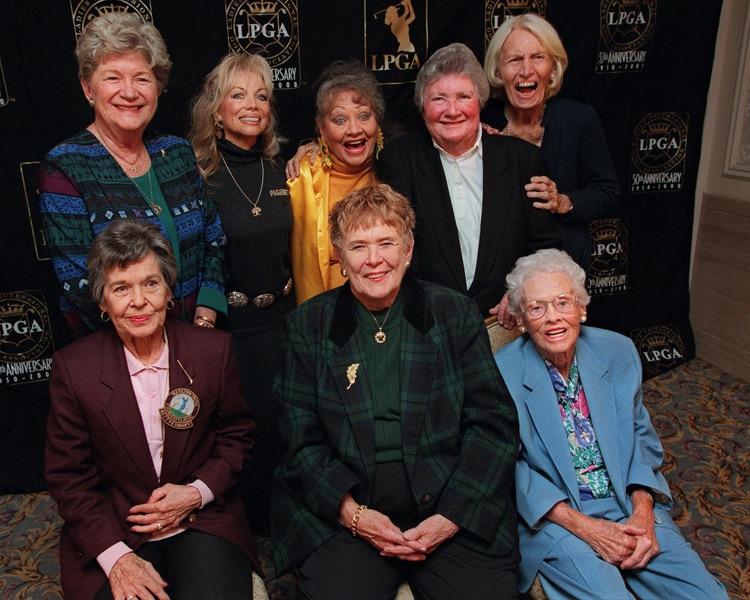 LPGA founders
