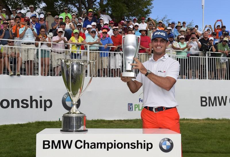 2014 BMW Championship: Billy Horschel