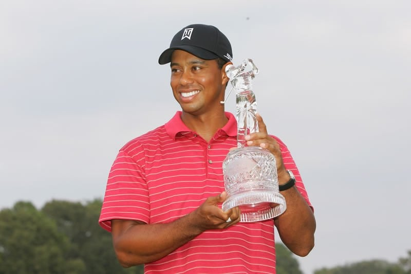 2007 Tour Championship: Tiger Woods
