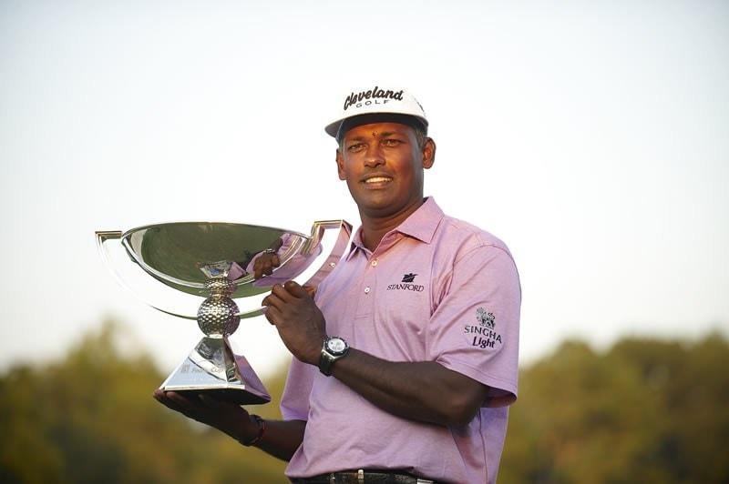 2008 FedExCup champion: Vijay Singh