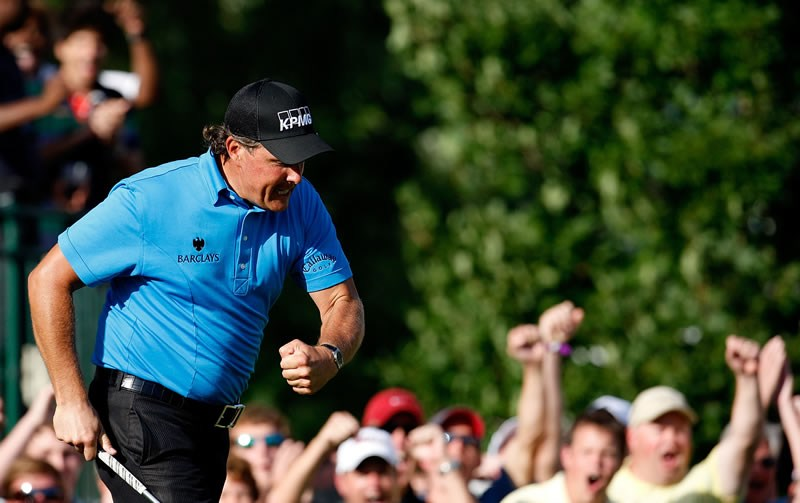 2009 Tour Championship: Phil Mickelson