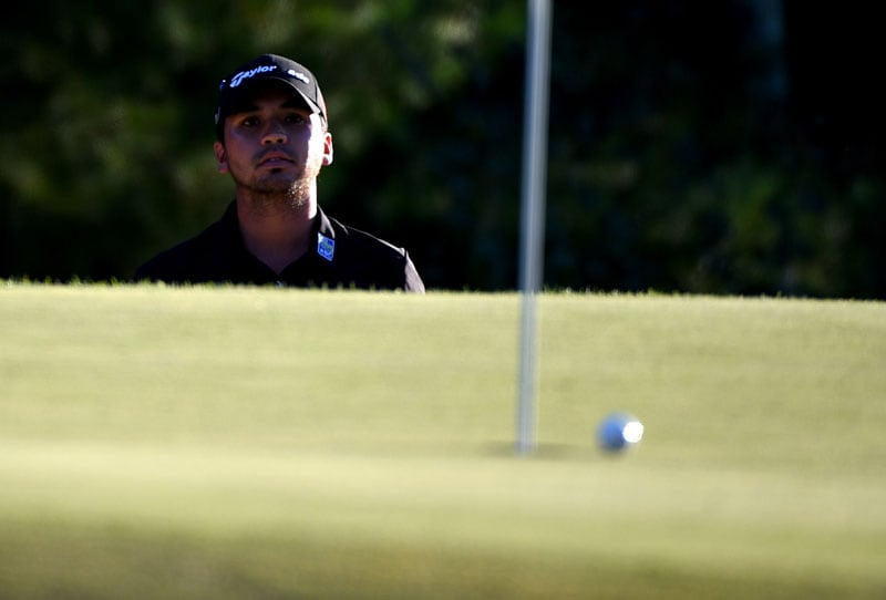 But don't forget Jason Day is eyeing No. 1