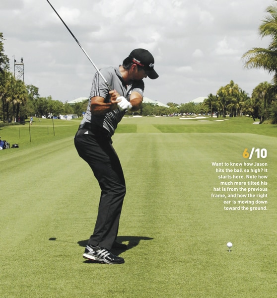 Day swing sequence, 6