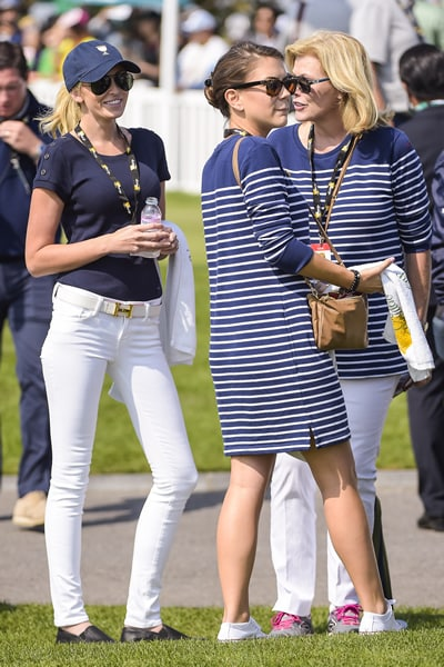 Paulina Gretzky, Annie Verret, Jan Haas