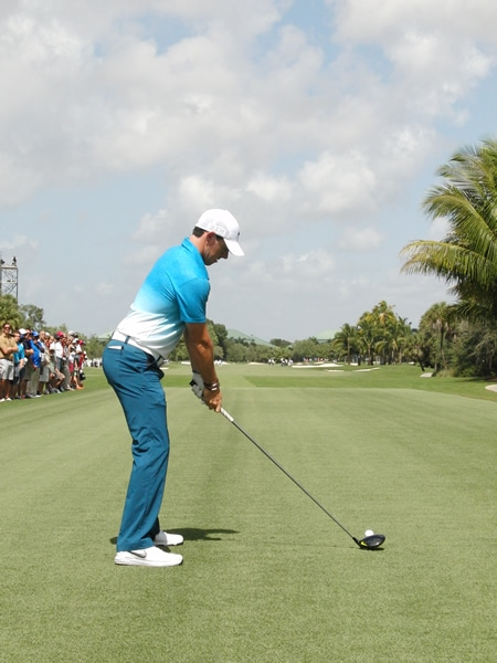 McIlroy swing sequence, 1
