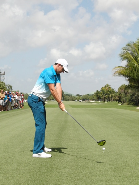 McIlroy swing sequence, 2