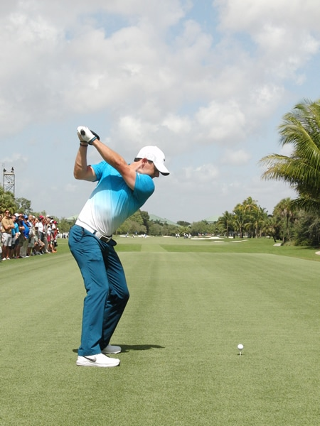 McIlroy swing sequence, 5