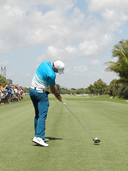 McIlroy swing sequence, 8