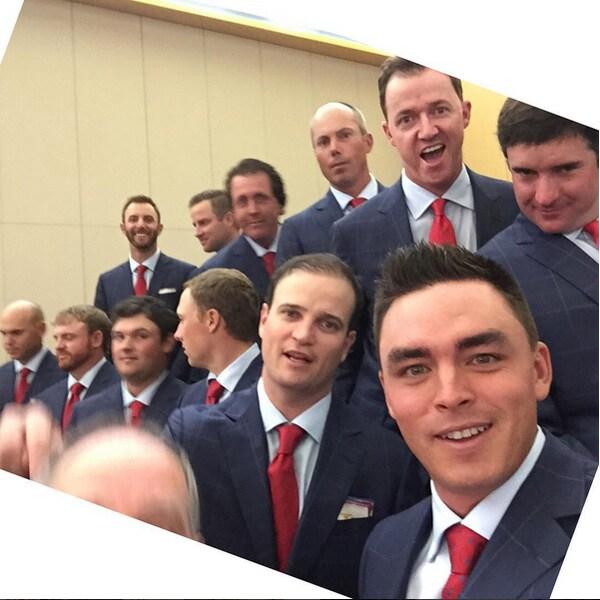 U.S. Presidents Cup team