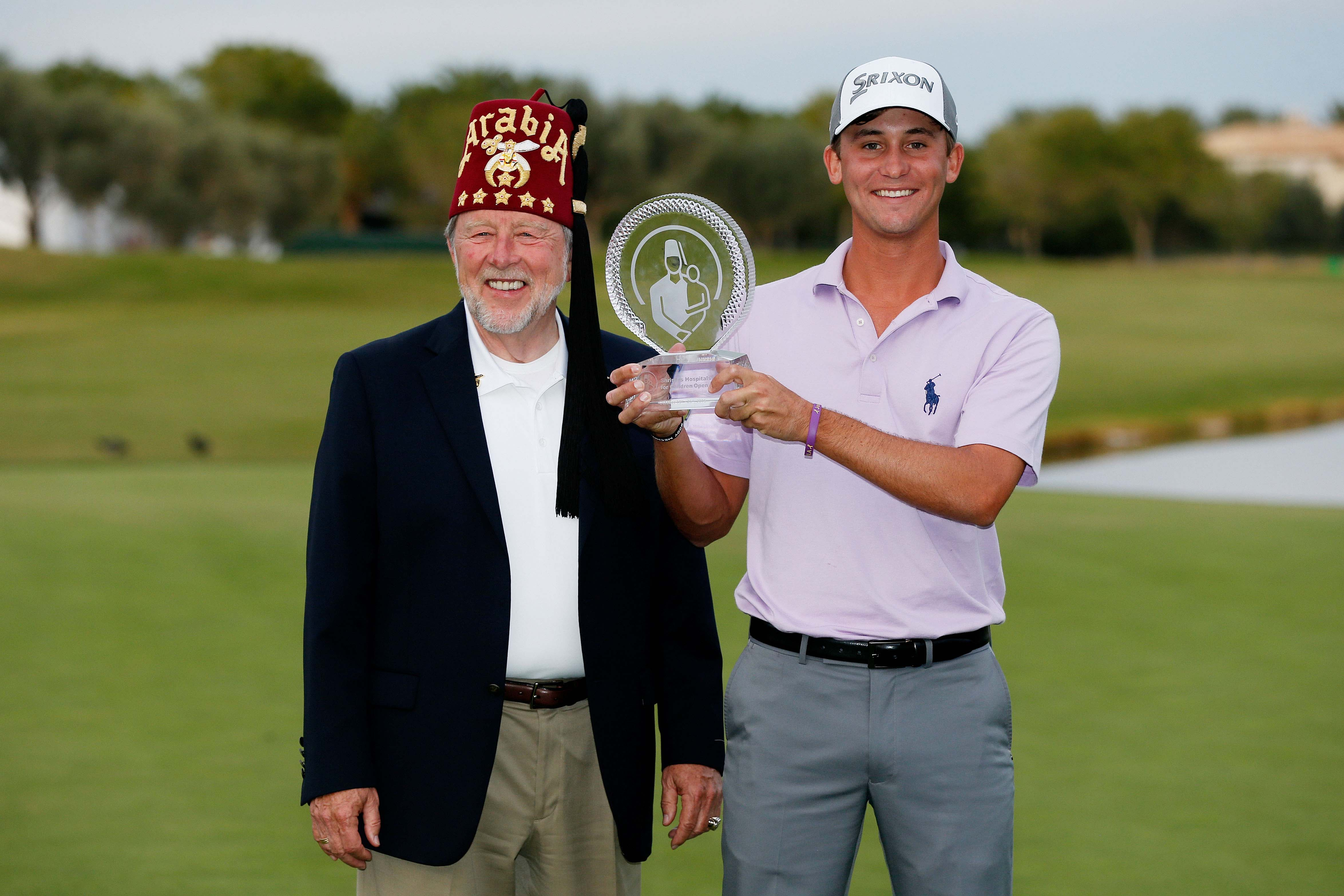 Shriners Hospitals for Children Open: Smylie Kaufman