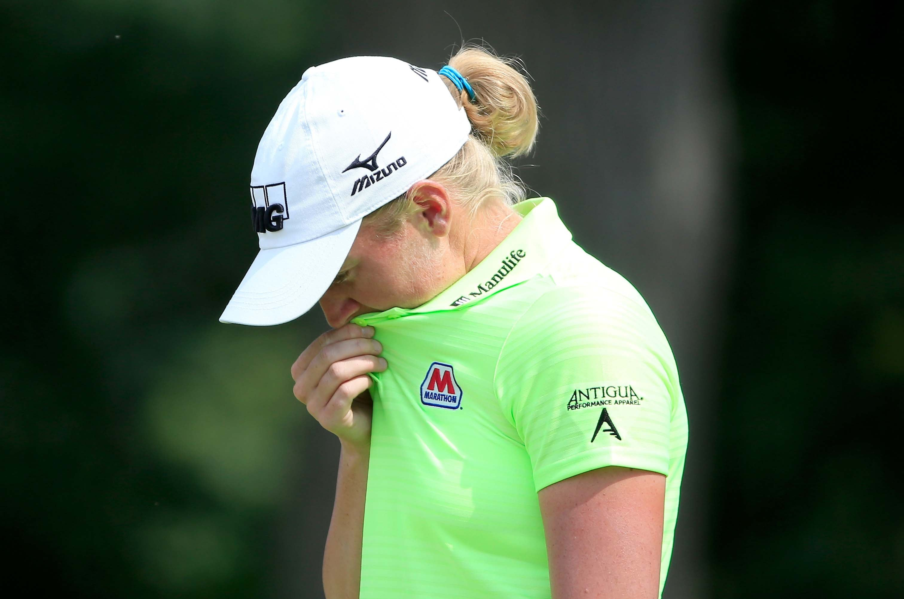 8. Winless year for Stacy Lewis