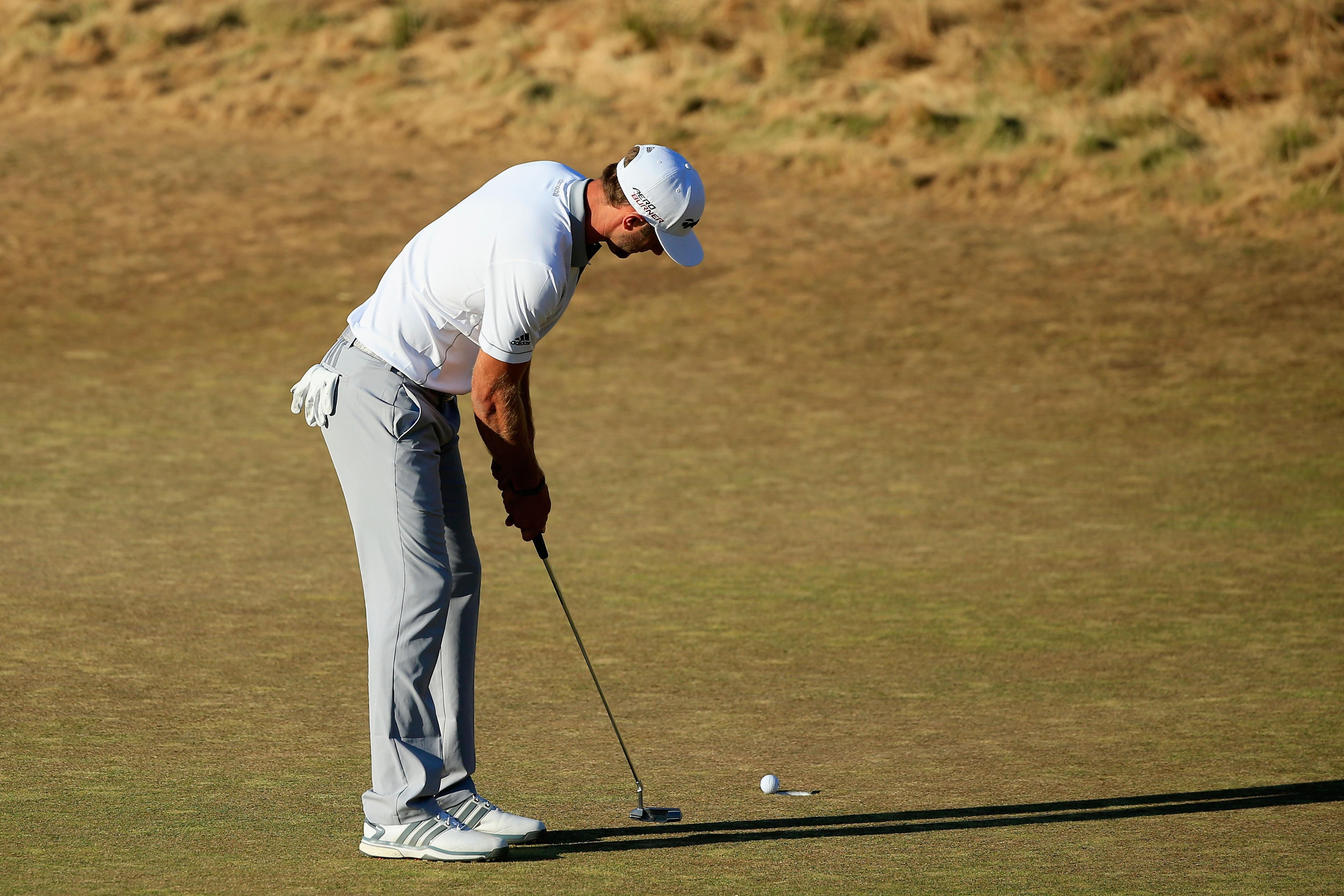 5. Dustin Johnson three-putts final hole to lose U.S. Open