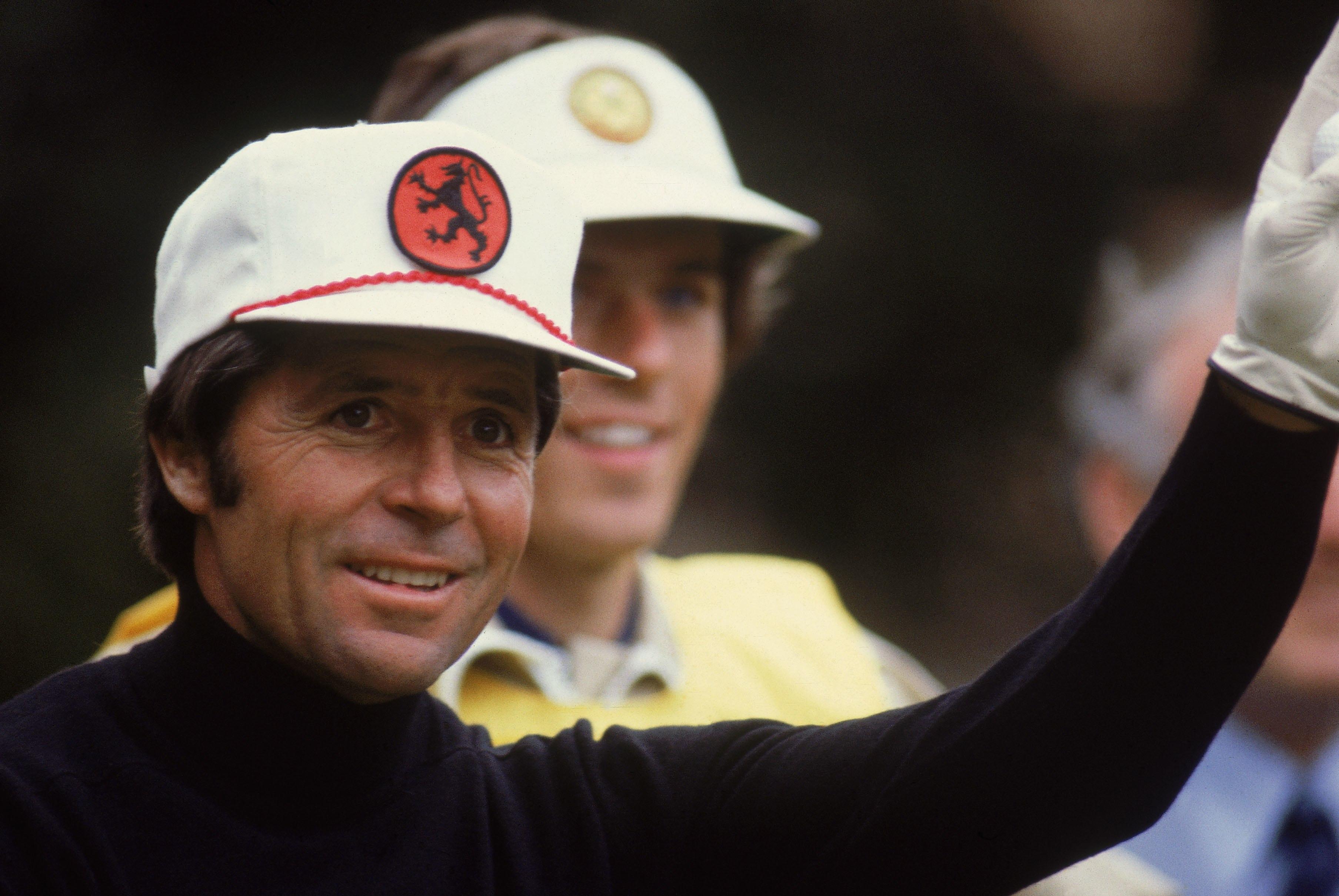 1. 1978: Player reprises Masters comeback