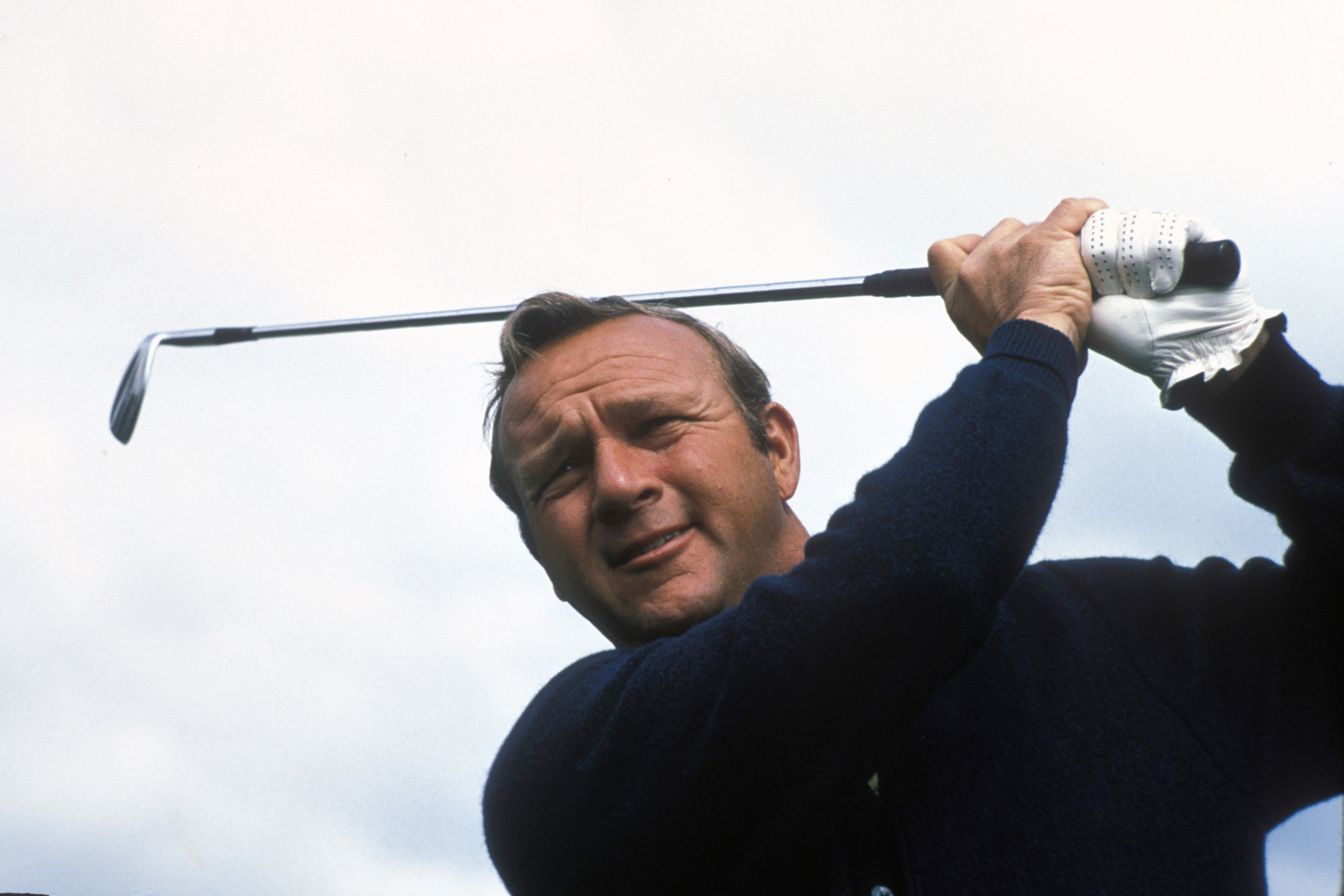 3. 1962: Arnie is unstoppable