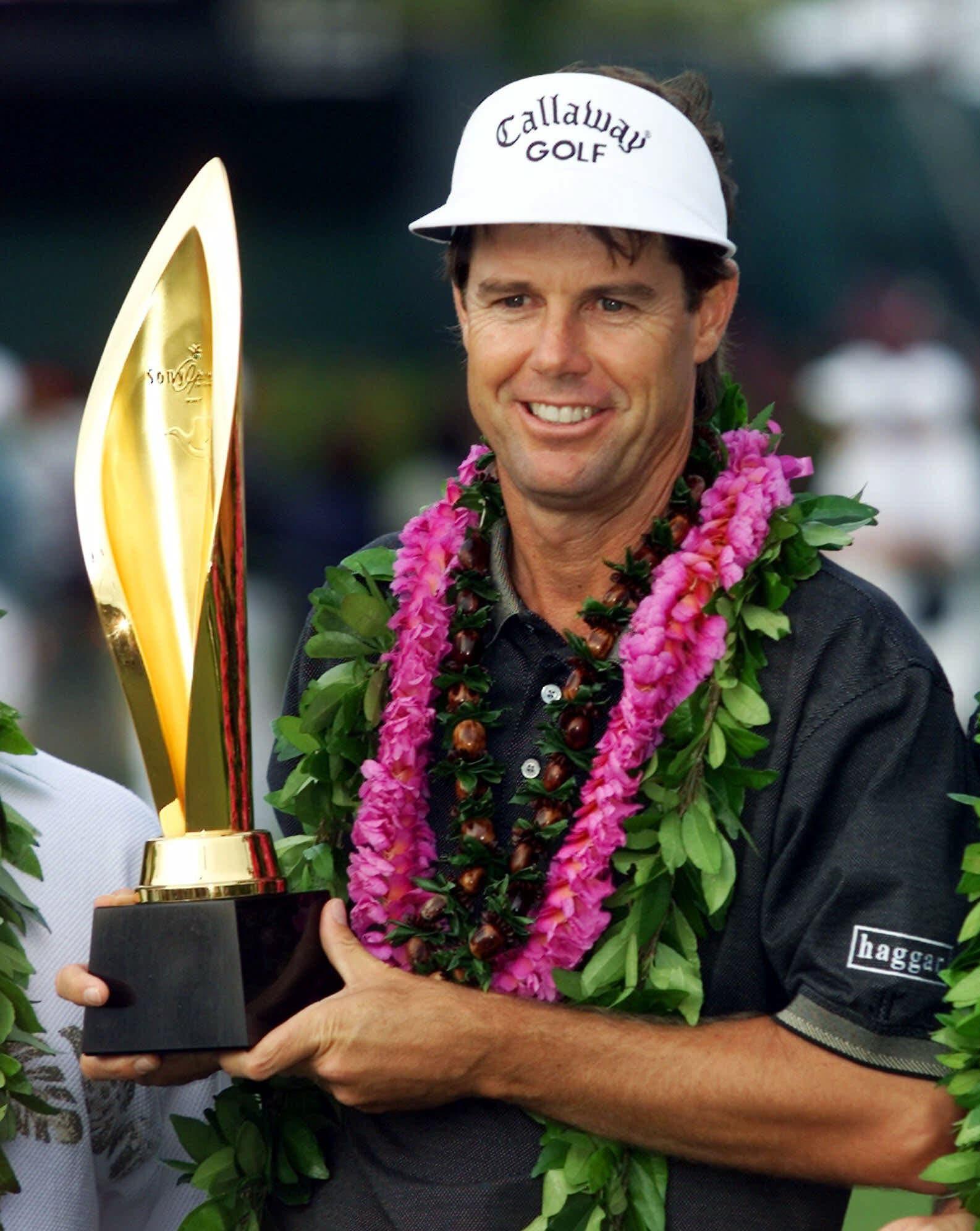 3. 2000: Azinger's inspiring win