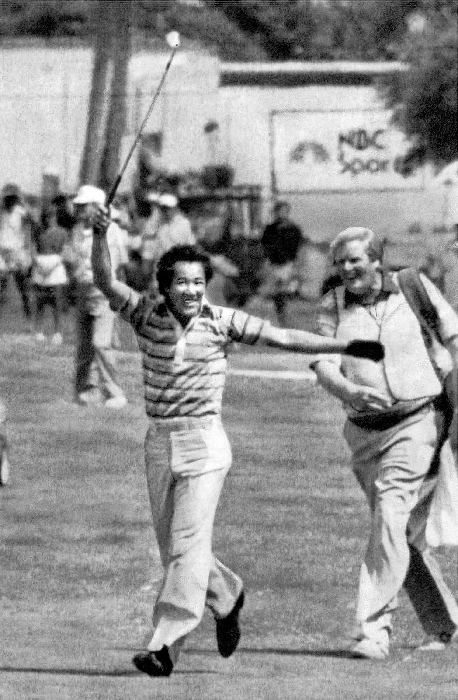 2. 1983: Aoki's fantastic finish