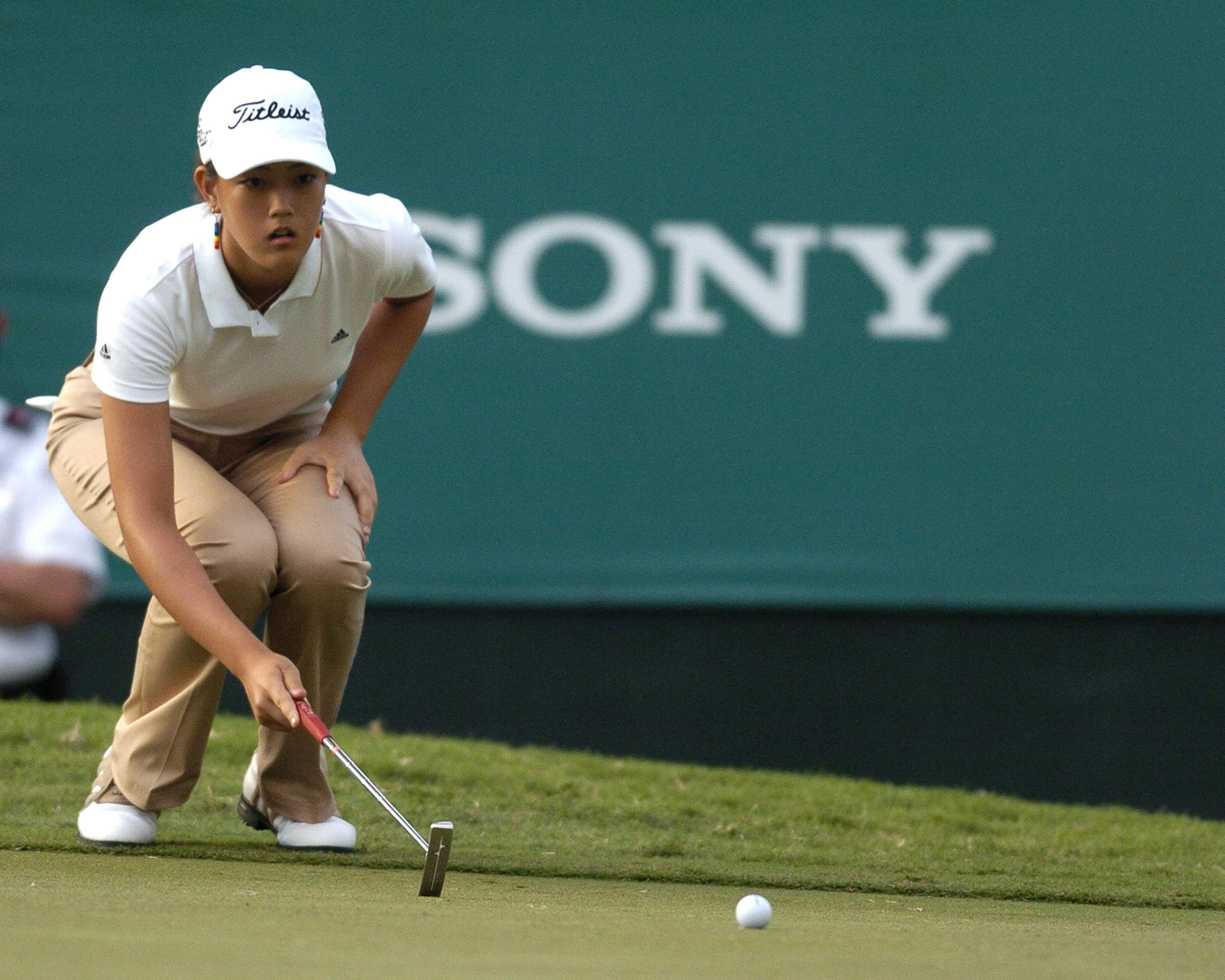 9. 2004: Wie gets exemption, nearly makes cut