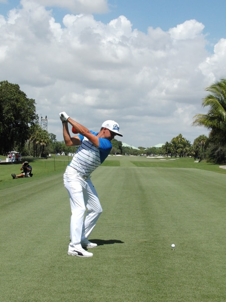 Fowler swing sequence, 5