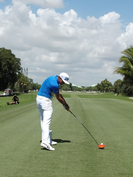 Fowler swing sequence, 8