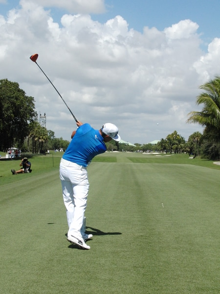 Fowler swing sequence, 9