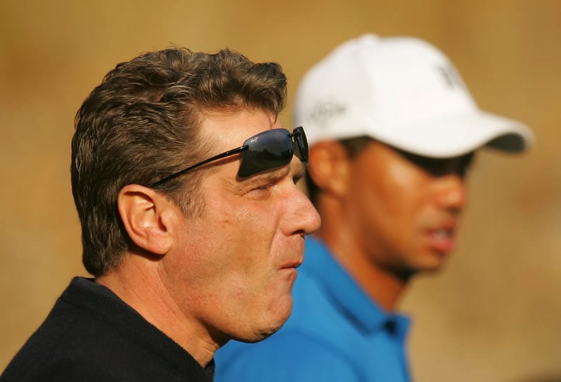 Glenn Frey, Tiger Woods