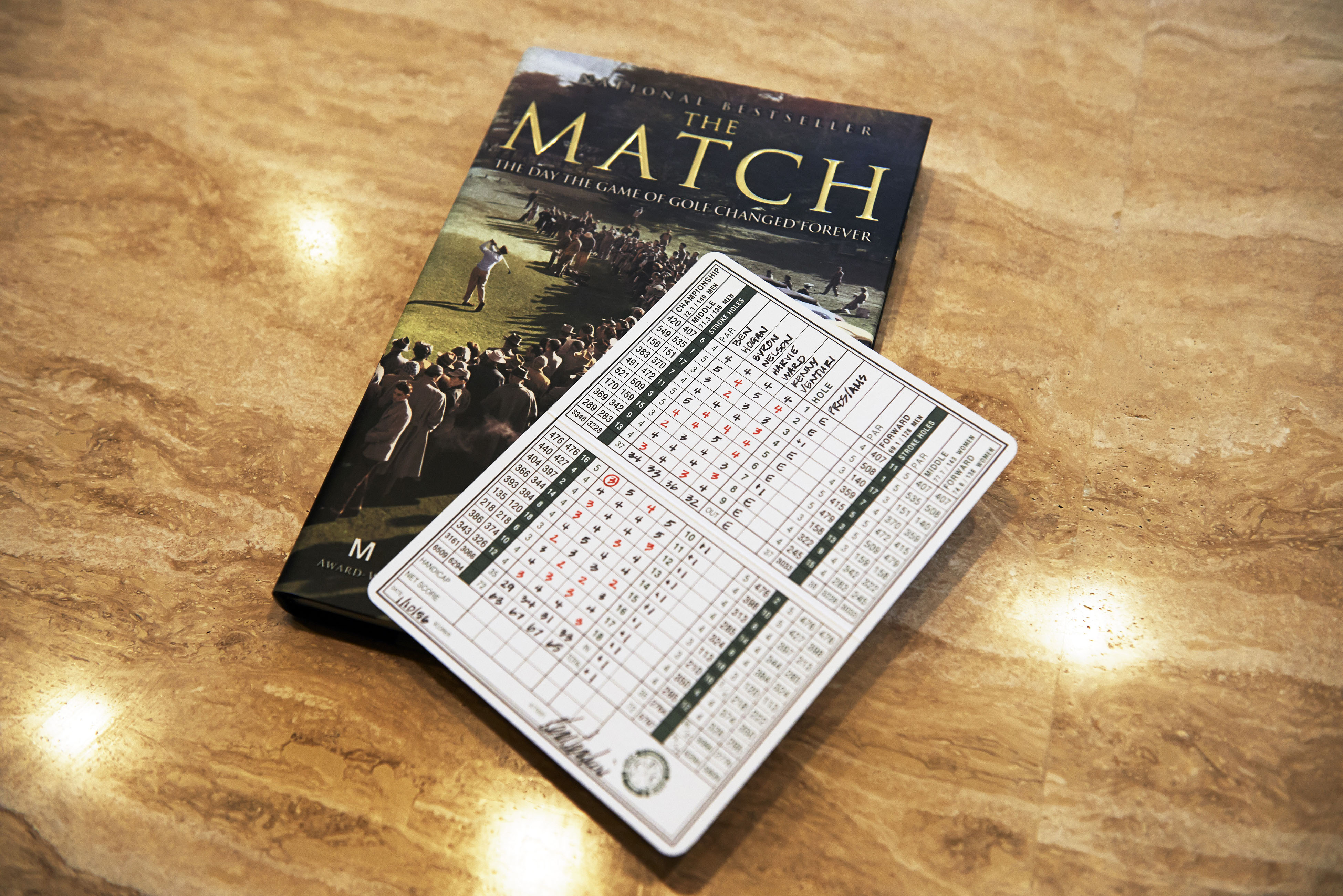 """3. 1956: """"The Match:"""" A legend is born"""