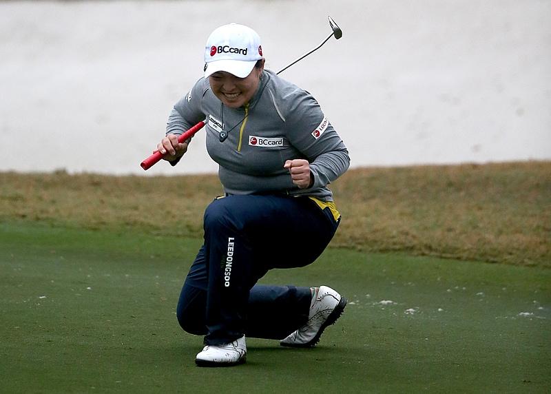 Coates Golf Championship: Ha Na Jang