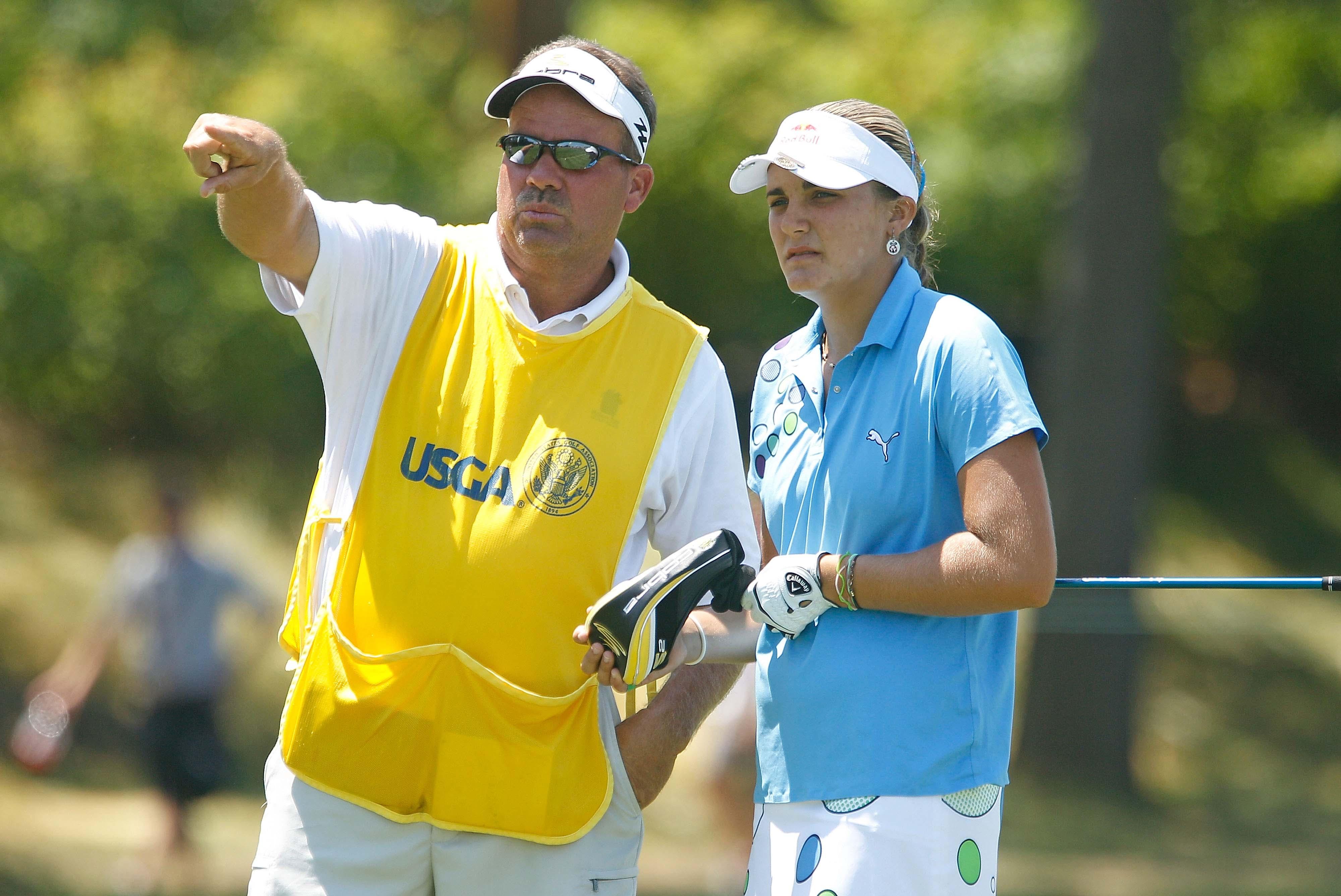 Lexi and Scott Thompson