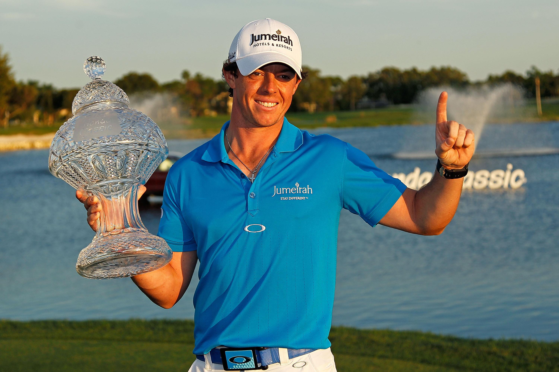 2. 2012: Rory reaches No. 1