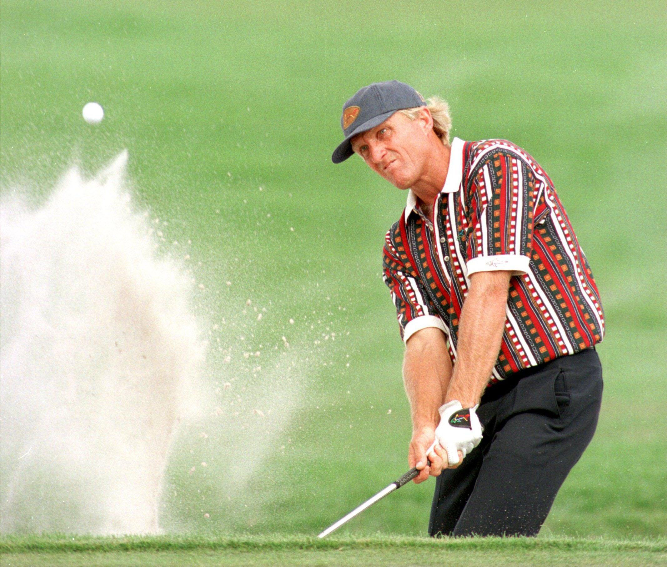6. 1991: 'Carnival golf'