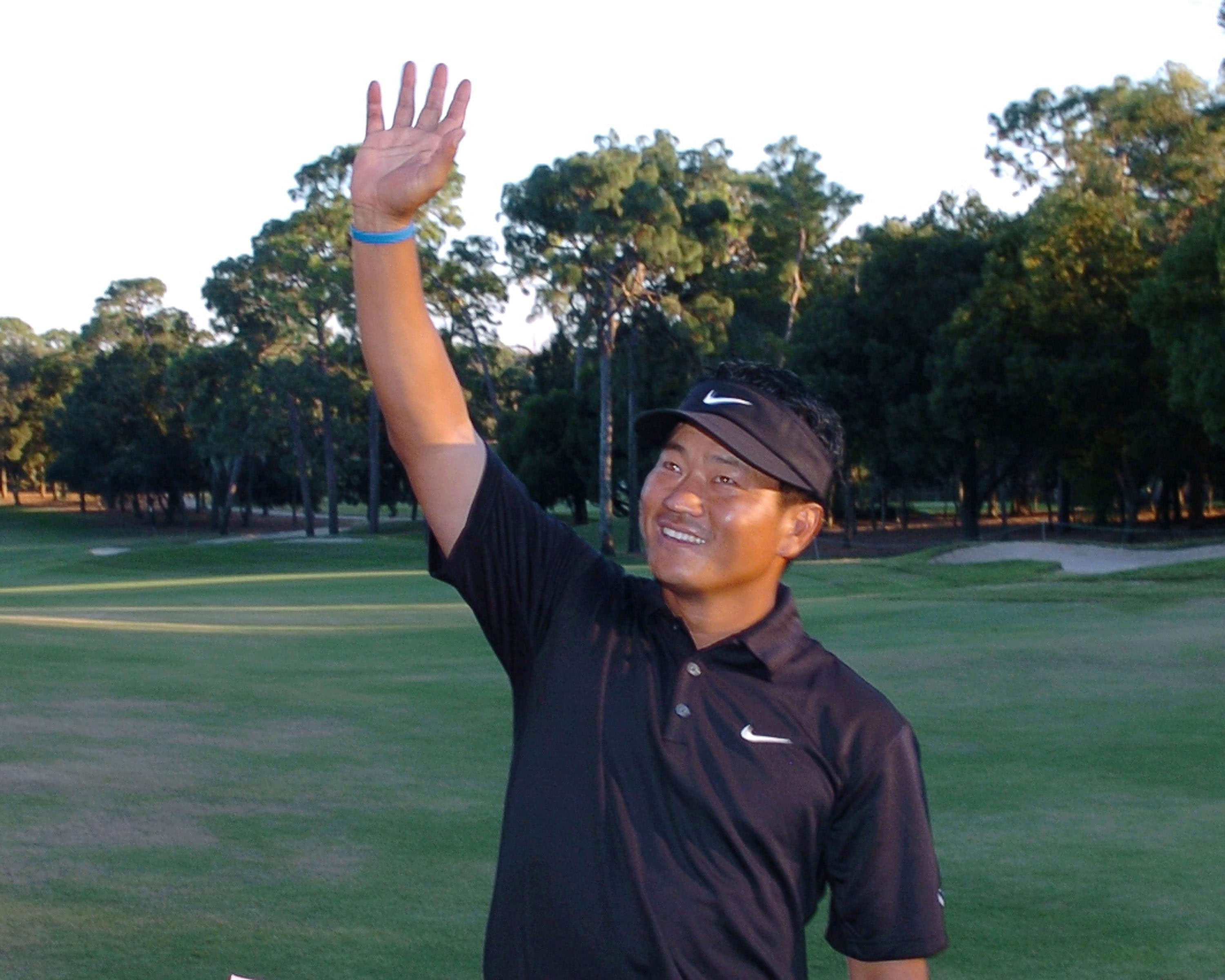 9. 2006: Choi's second Tampa win