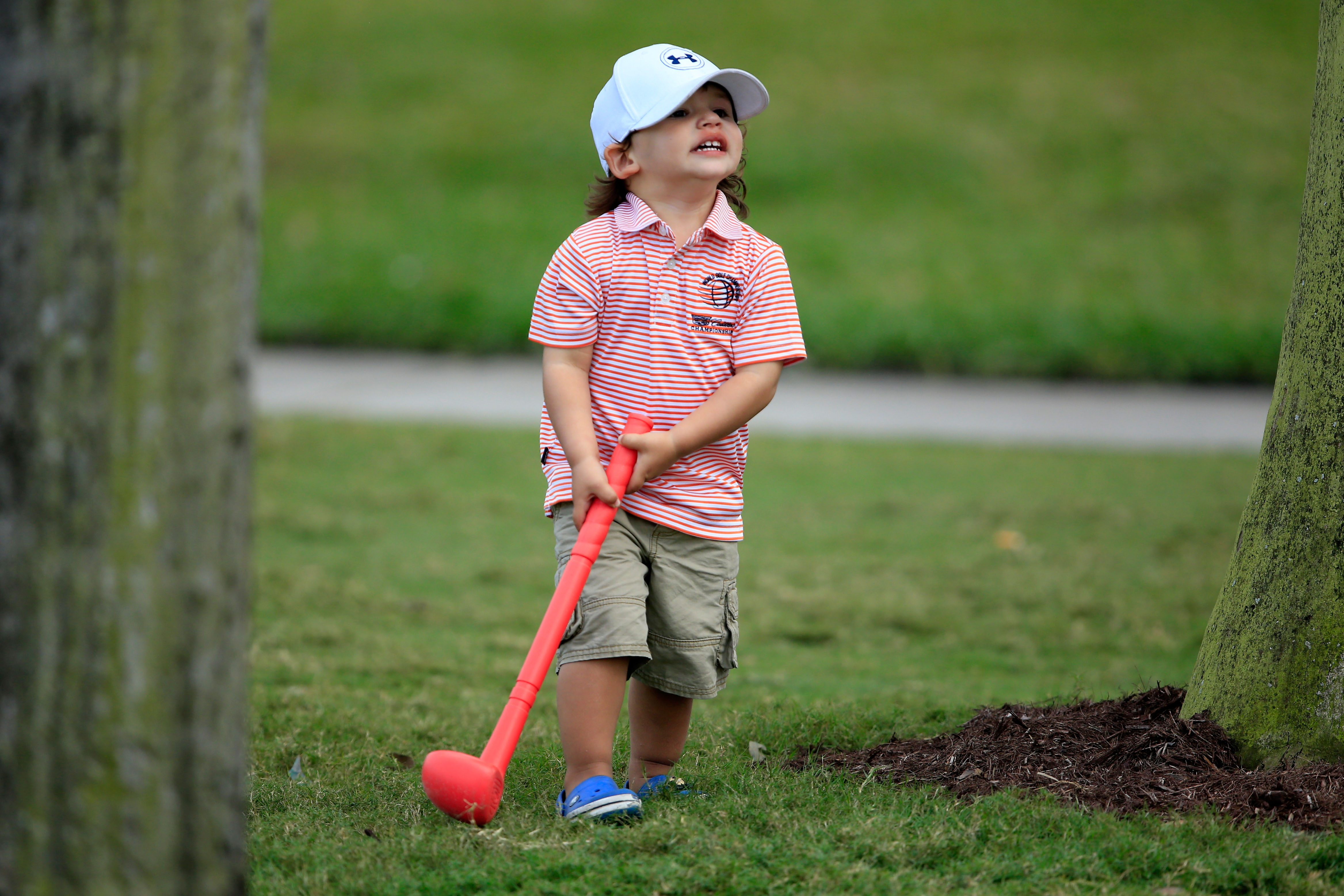 I'm coming for you, Jordan Spieth