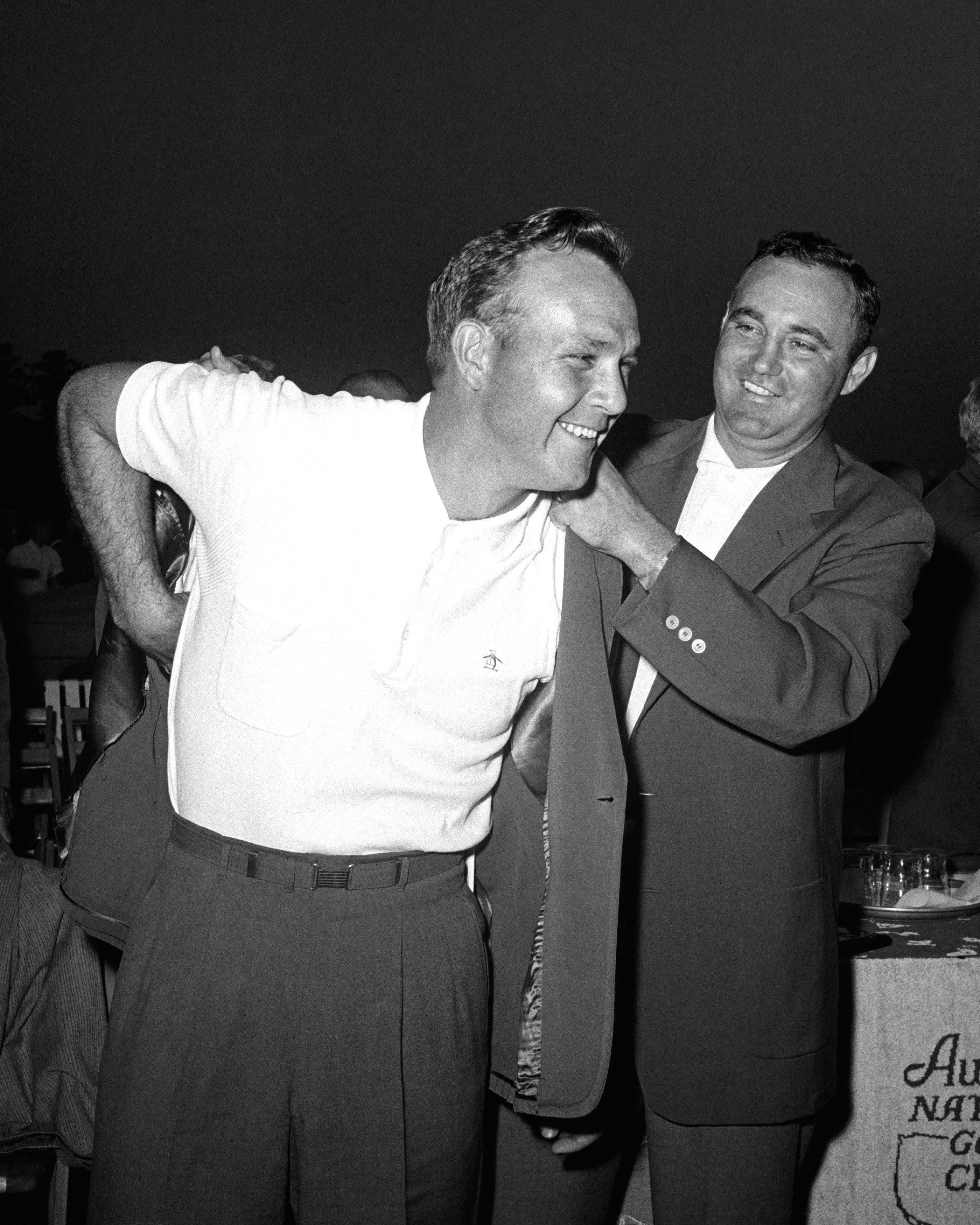 4. 1957: Augusta foreshadowing for Palmer, Ford