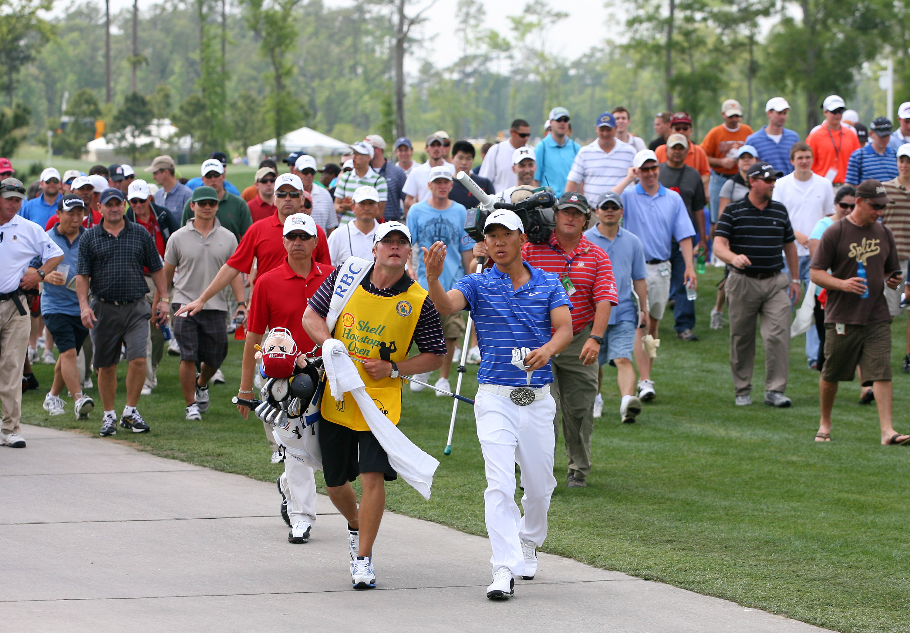 10. 2010: Anthony Kim's last stand