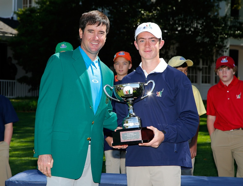 Bubba Watson and Ty Griggs