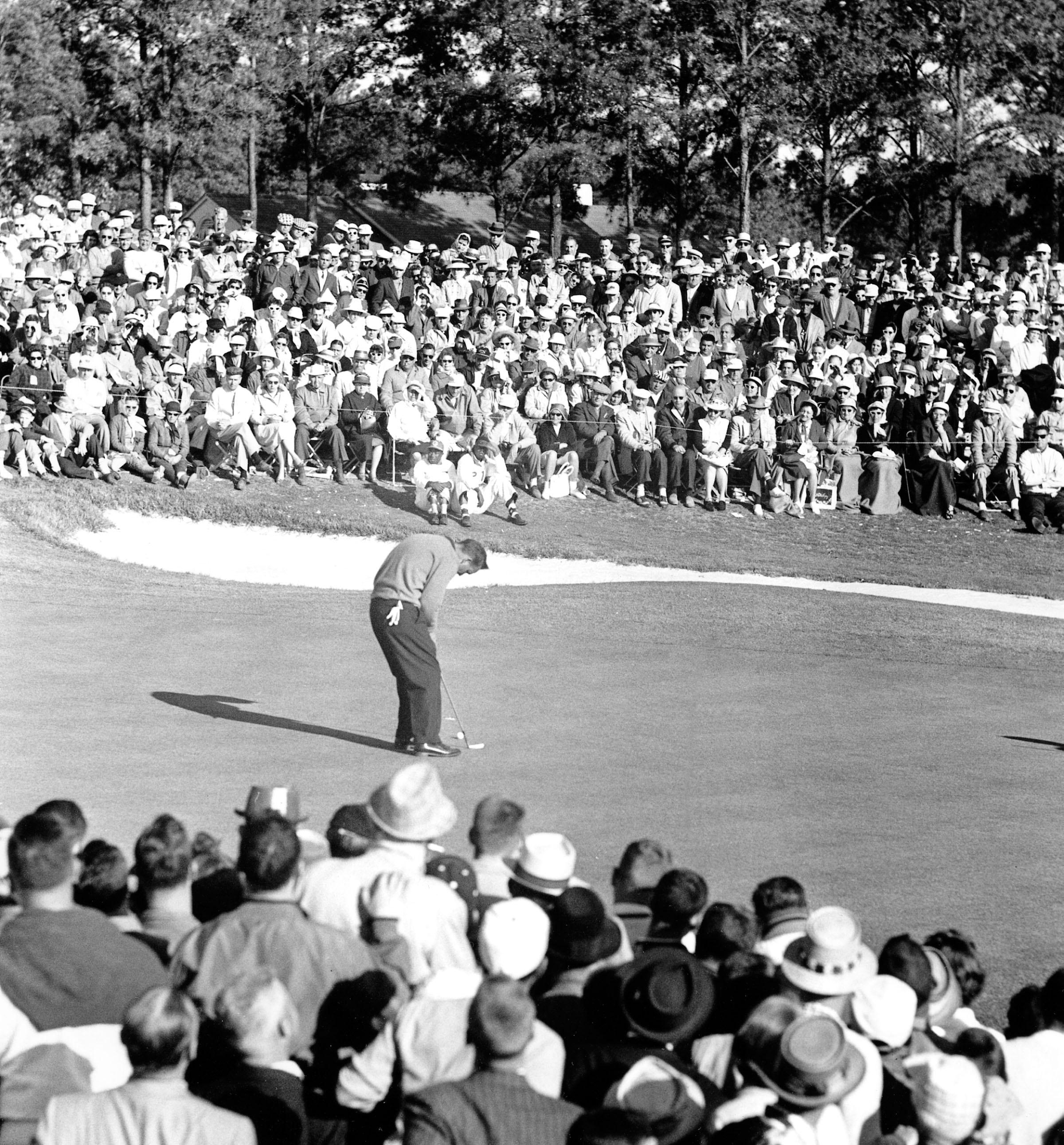 13. 1960: Palmer's rally
